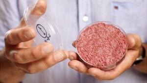 artificial burger
