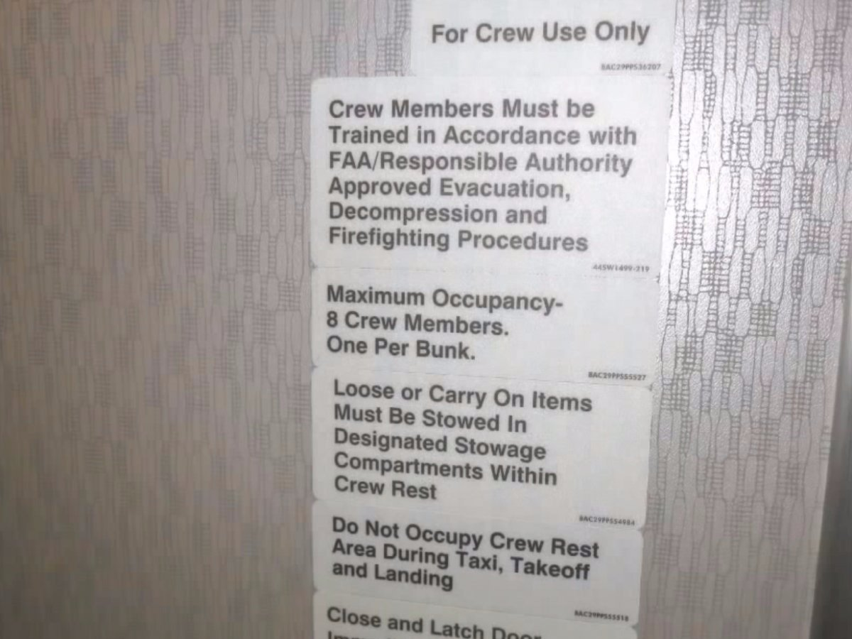 a-sign-divulges-whats-behind-these-doors-eight-crew-member-bunks-though-youve-probably-never-read-it-that-closely