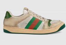 8616810a1471b Gucci uviedol na trh nové tenisky za 500 EUR. Zámerne vyzerajú…