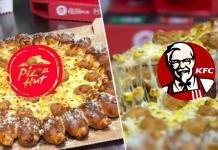 bea0e46729 KFC a Pizza Hut spojili sily a vytvorili jedinečný pokrm