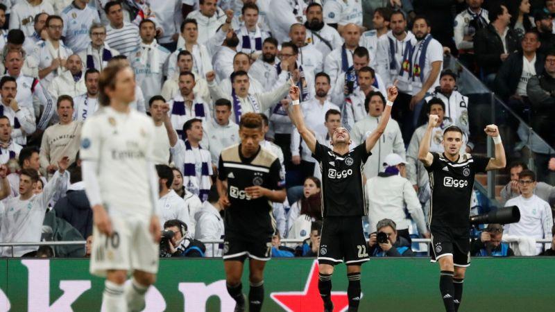 cc436d1b9f411 Real Madrid Ligu Majstrov už neobháji. Na vlastnom štadióne ho ...