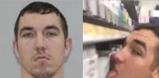 Mladík, ktorý pred pár dňami olízol v obchode celú polciu a vysmieval sa koronavírusu už sedí v base. Za svoj skutok bol obvinený z teroristickej hrozby