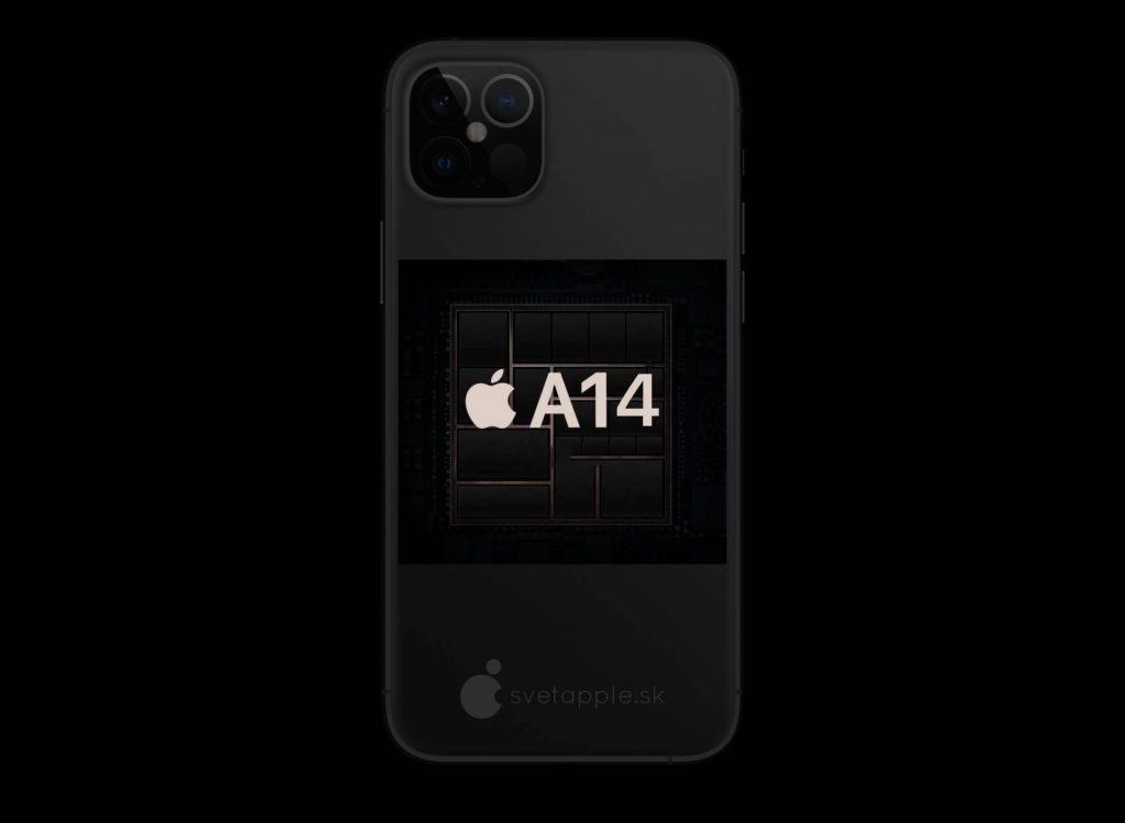 Nový iPhone 12 Pro a jeho vizuál