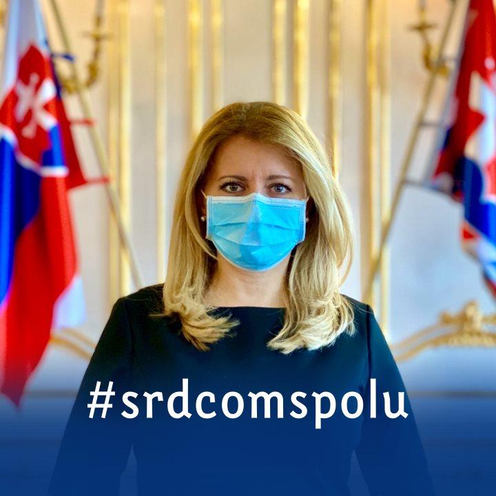 Prezidentka Slovenskej republiky, Zuzana Čaputová