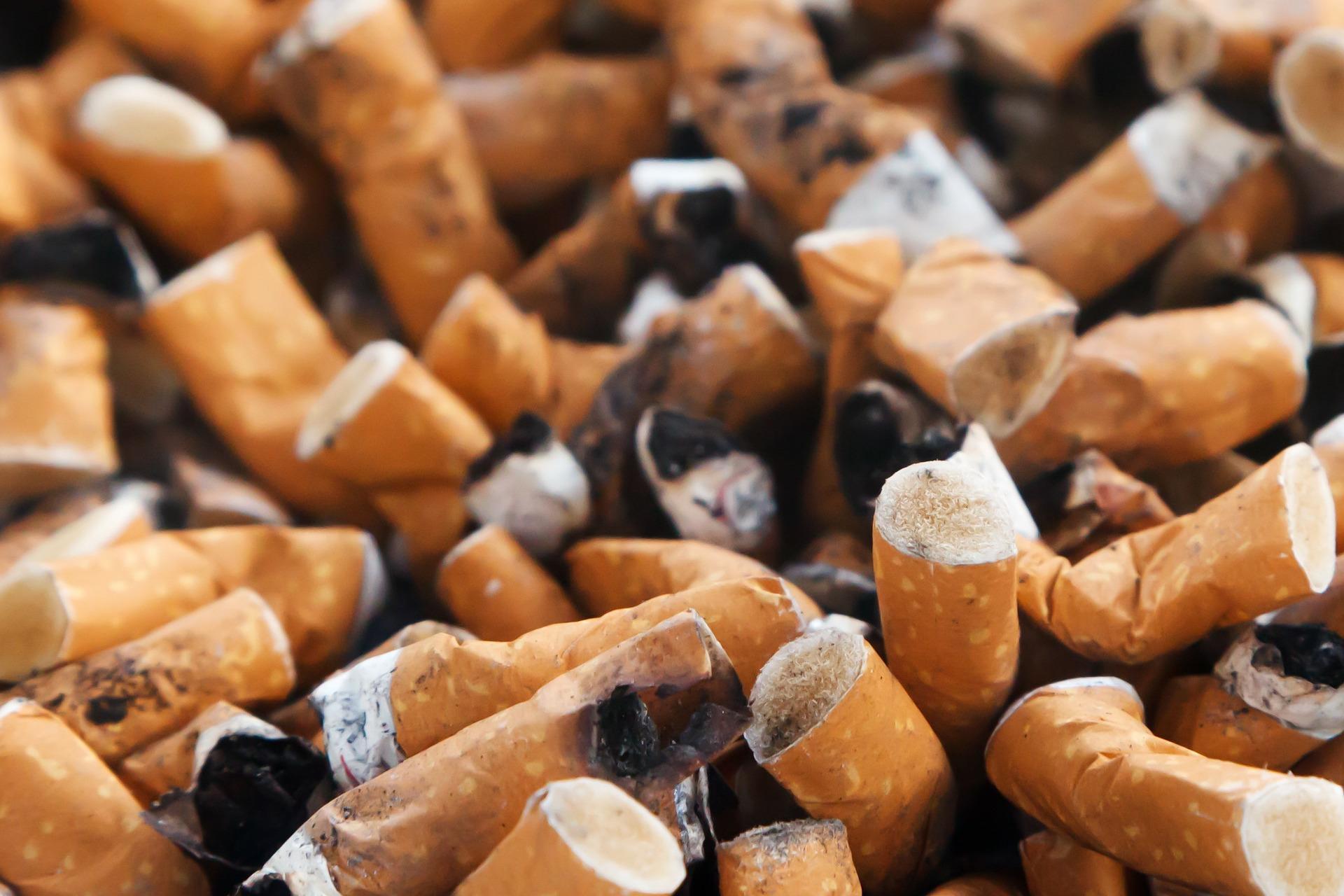 Francúzi začali skúmať vplyv nikotínu na koronavírusna