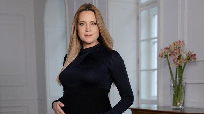 Erika Judínyová sa stala mamou