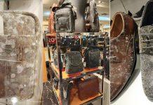 V Malajzii splesnel drahý tovar z kože