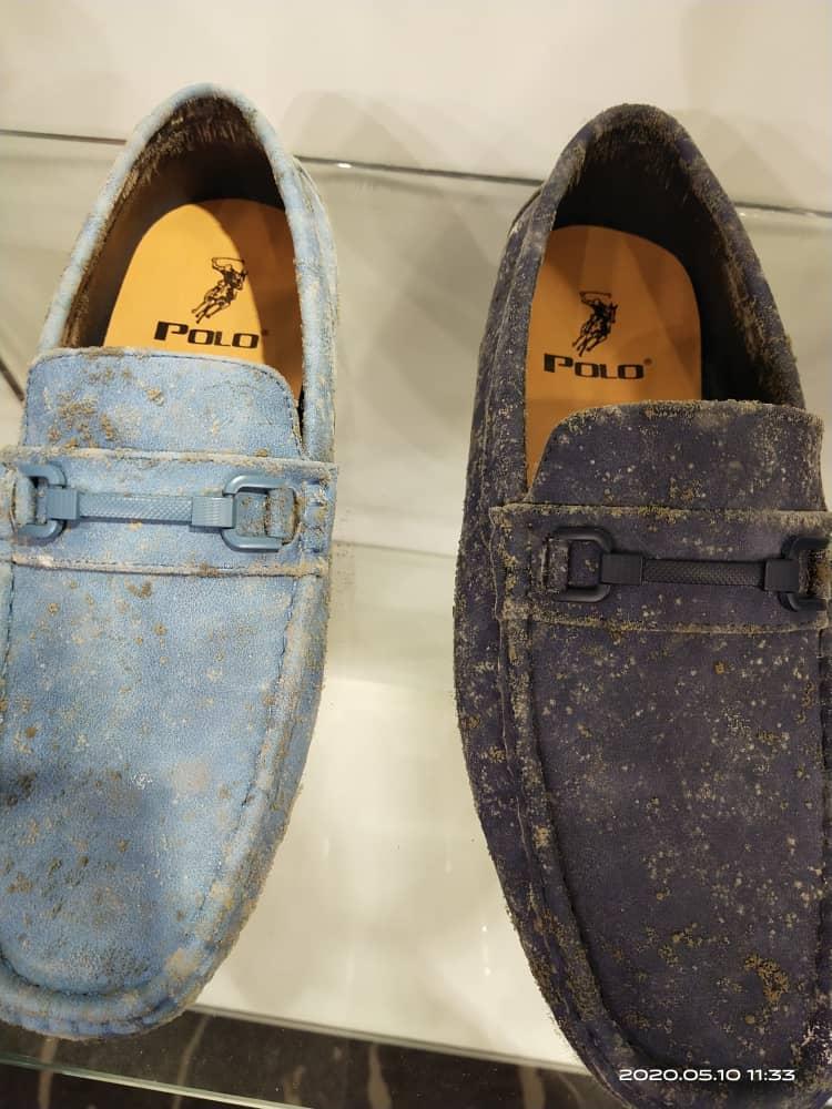 Pleseň spôsobil najväčšiu škodu na topánkach
