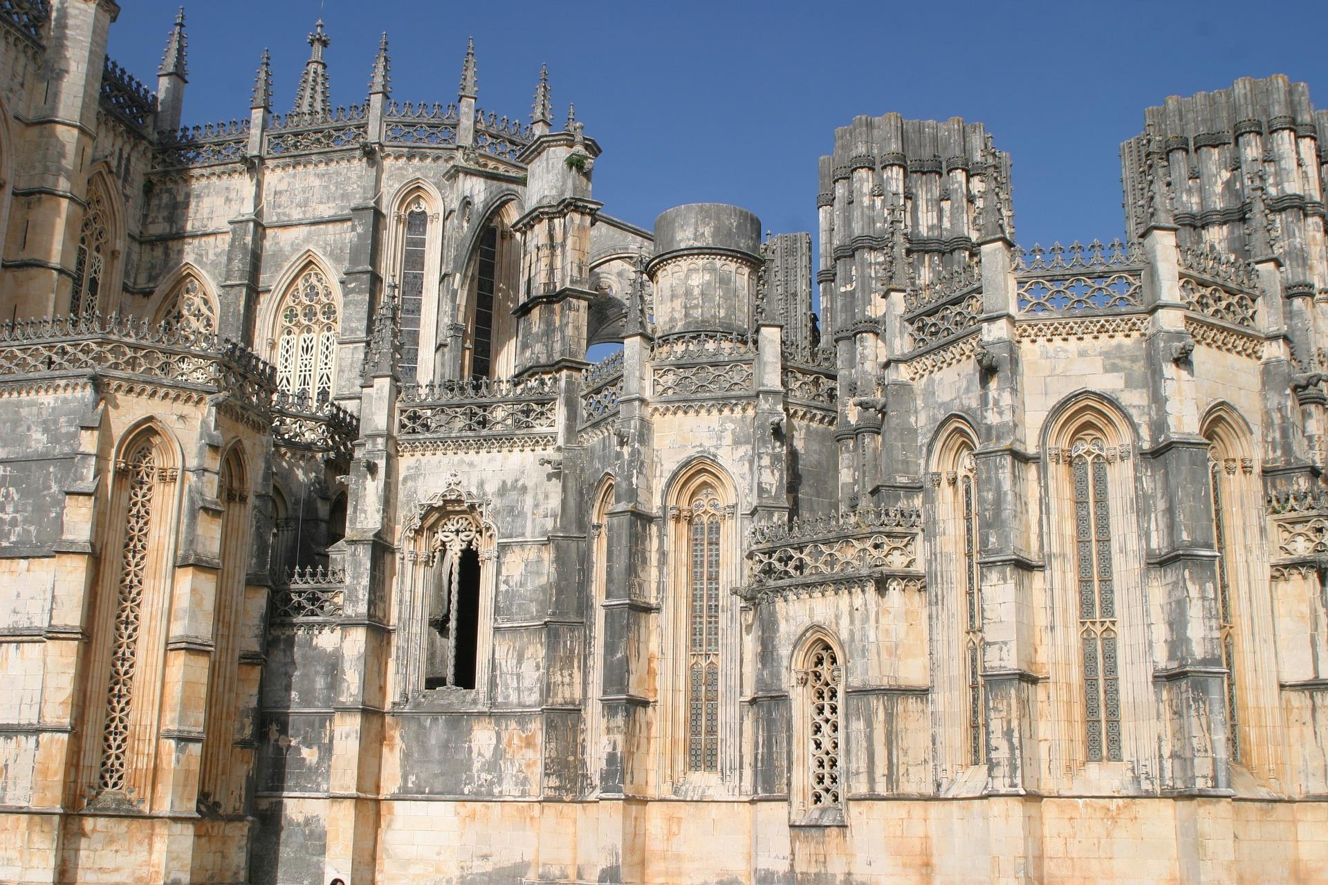 Katedrála v Portugalsku