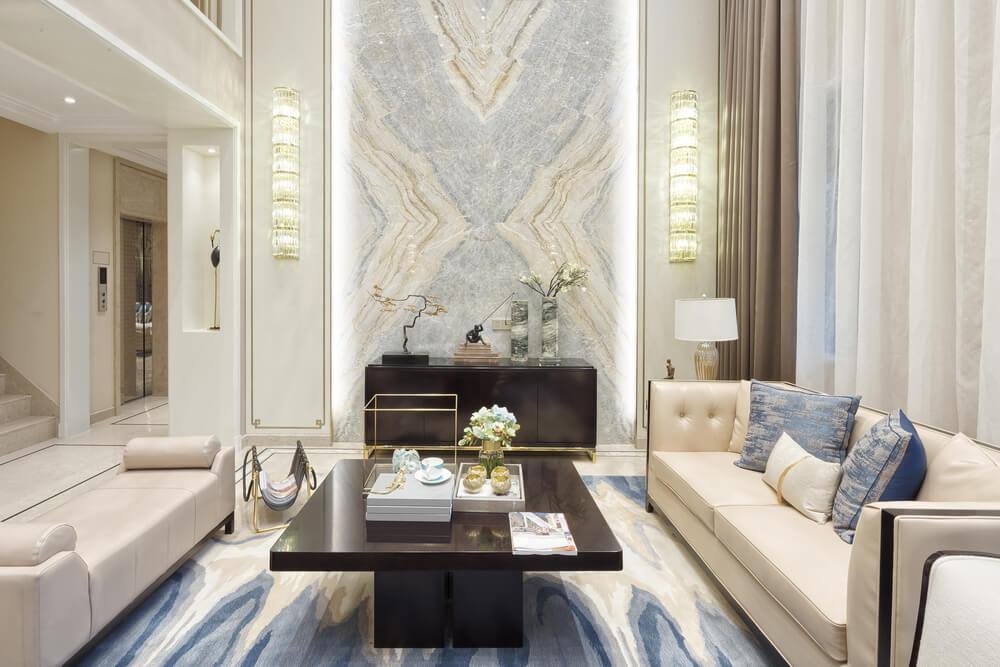 Obklad a dizajn interiéru