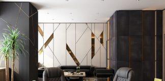 Moderná luxusná kancelária