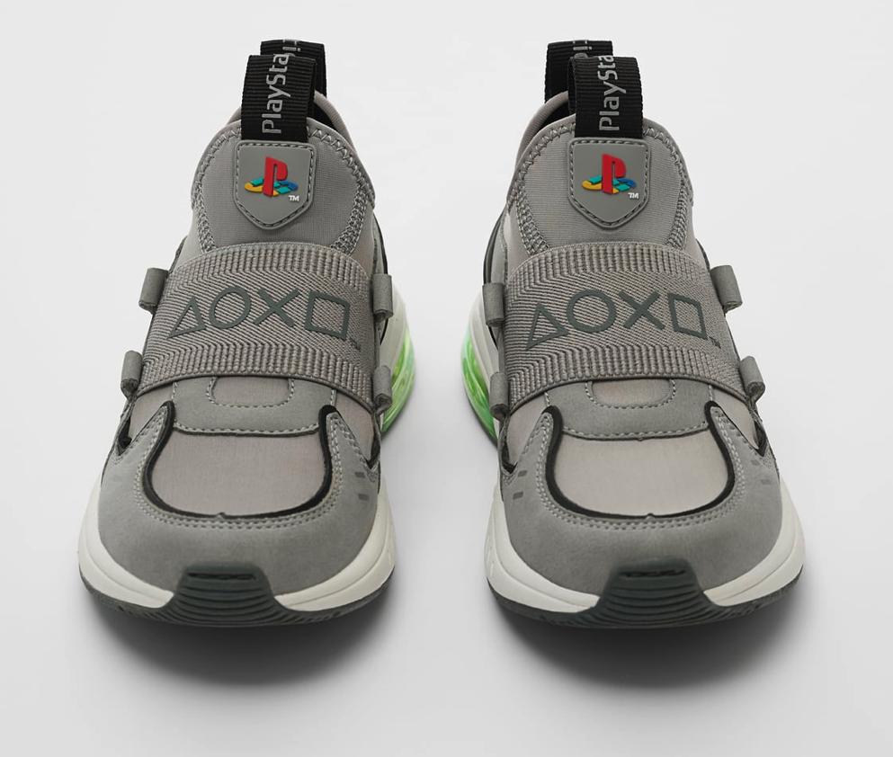 Tenisky Zara a PlayStation