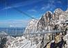 Vyhliadkový sklenený most - Sky Walk Dachstein