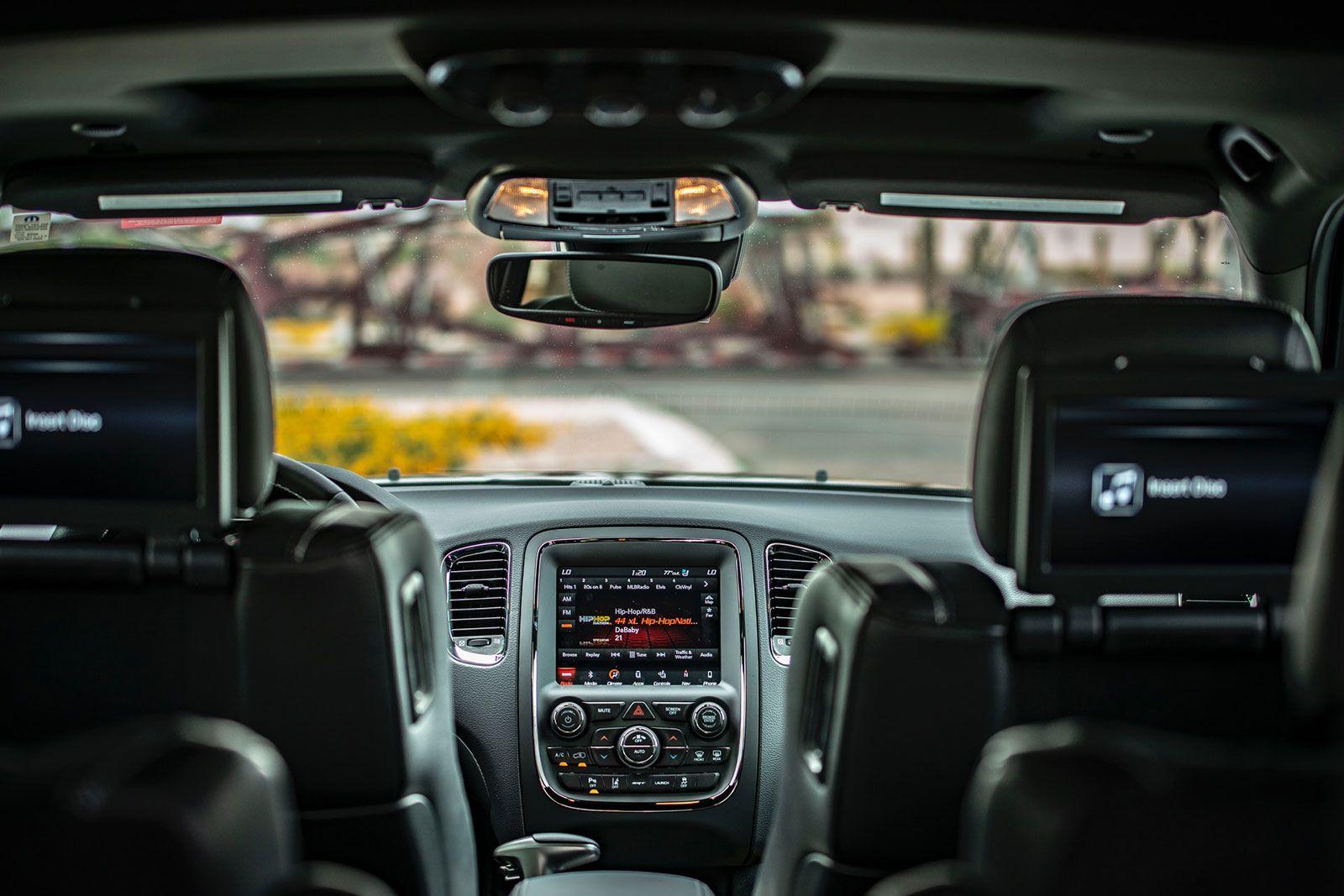 Komfort a luxusný interiér vozidla